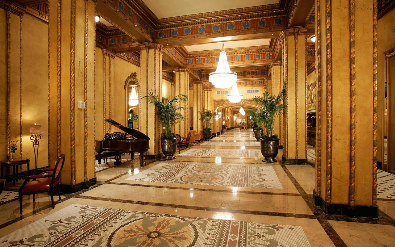 The Roosevelt Hotel New Orleans Review Business Travel