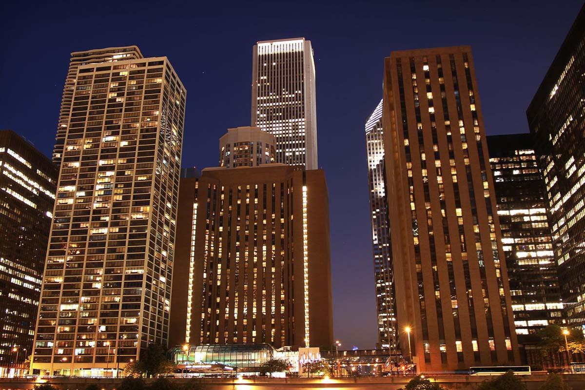 Hyatt Regency Chicago exterior