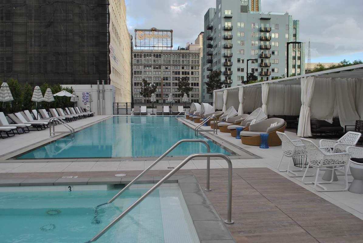 Level Furnished Living Los Angeles Hotel Review
