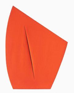 Lucio Fontana Spacial Concept